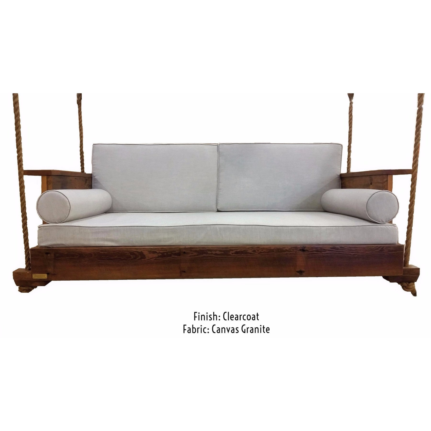 The R R Bed Swing Reclaimed Wood Bed Swing Free Shipping