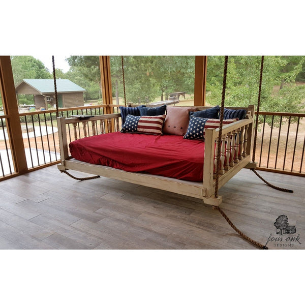 Madison Bed Swing - Four Oak Designs - 8