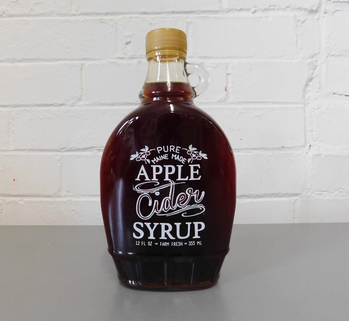 Maine Made Apple Cider Syrup