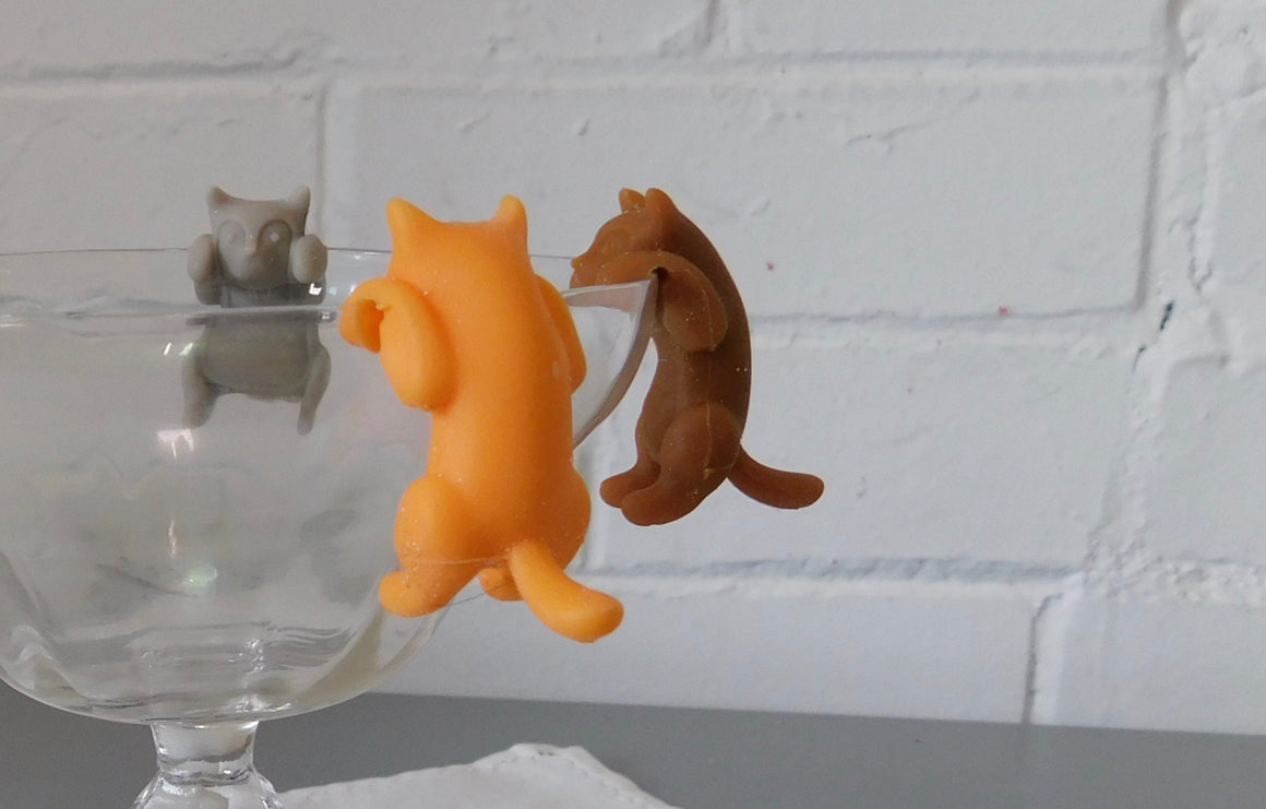 Cat Glass Rimmers
