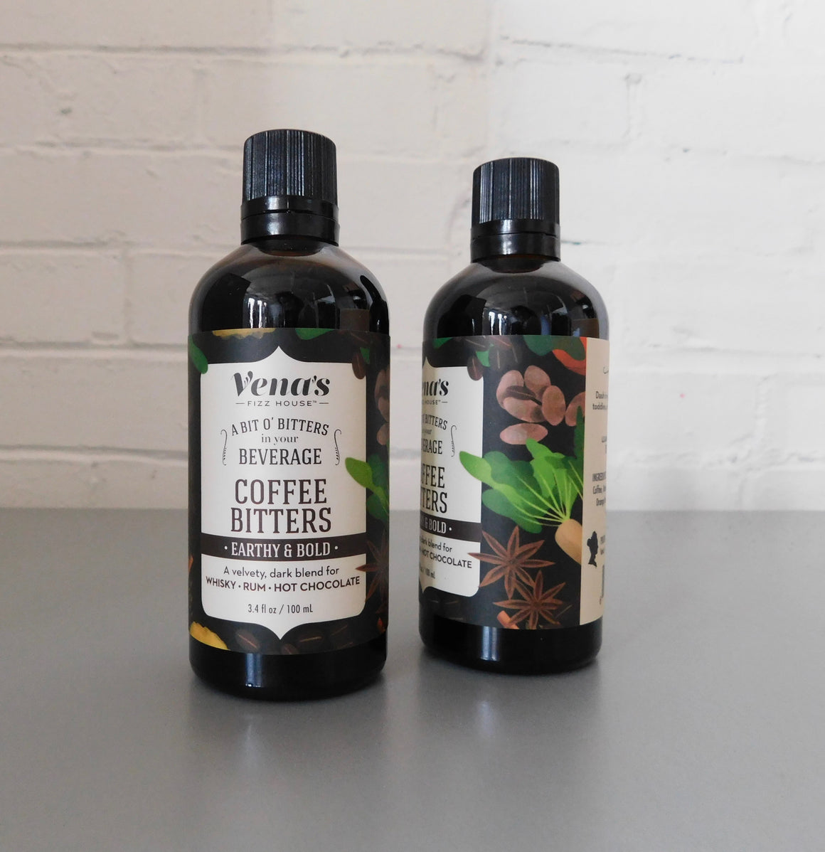 Vena's Coffee Bitters, 12 bottles per case