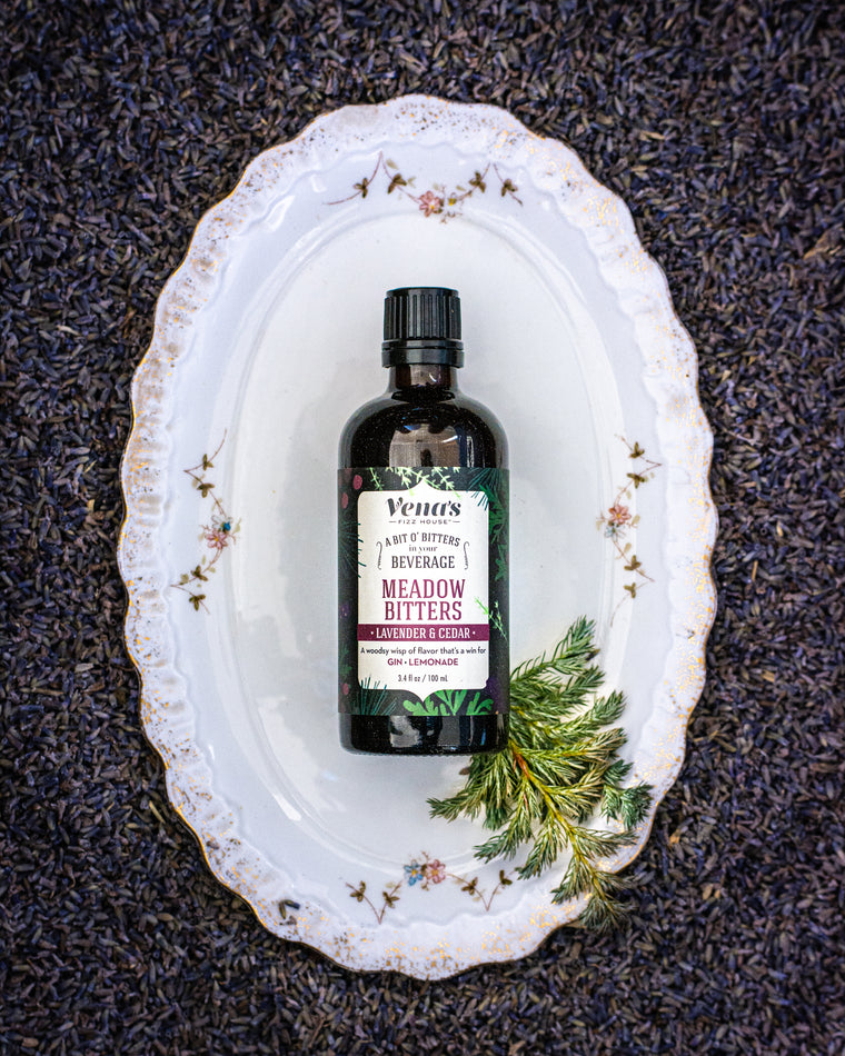 Vena's Meadow Bitters
