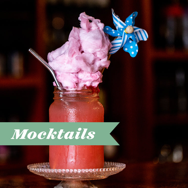 Merry Mocktail Hour – Fruity & Fizzy