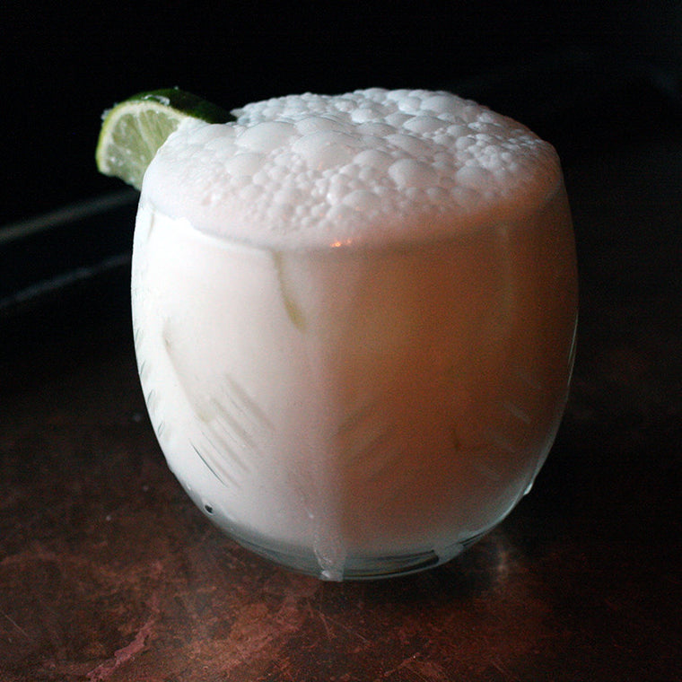 Vena's Snowball Mocktail