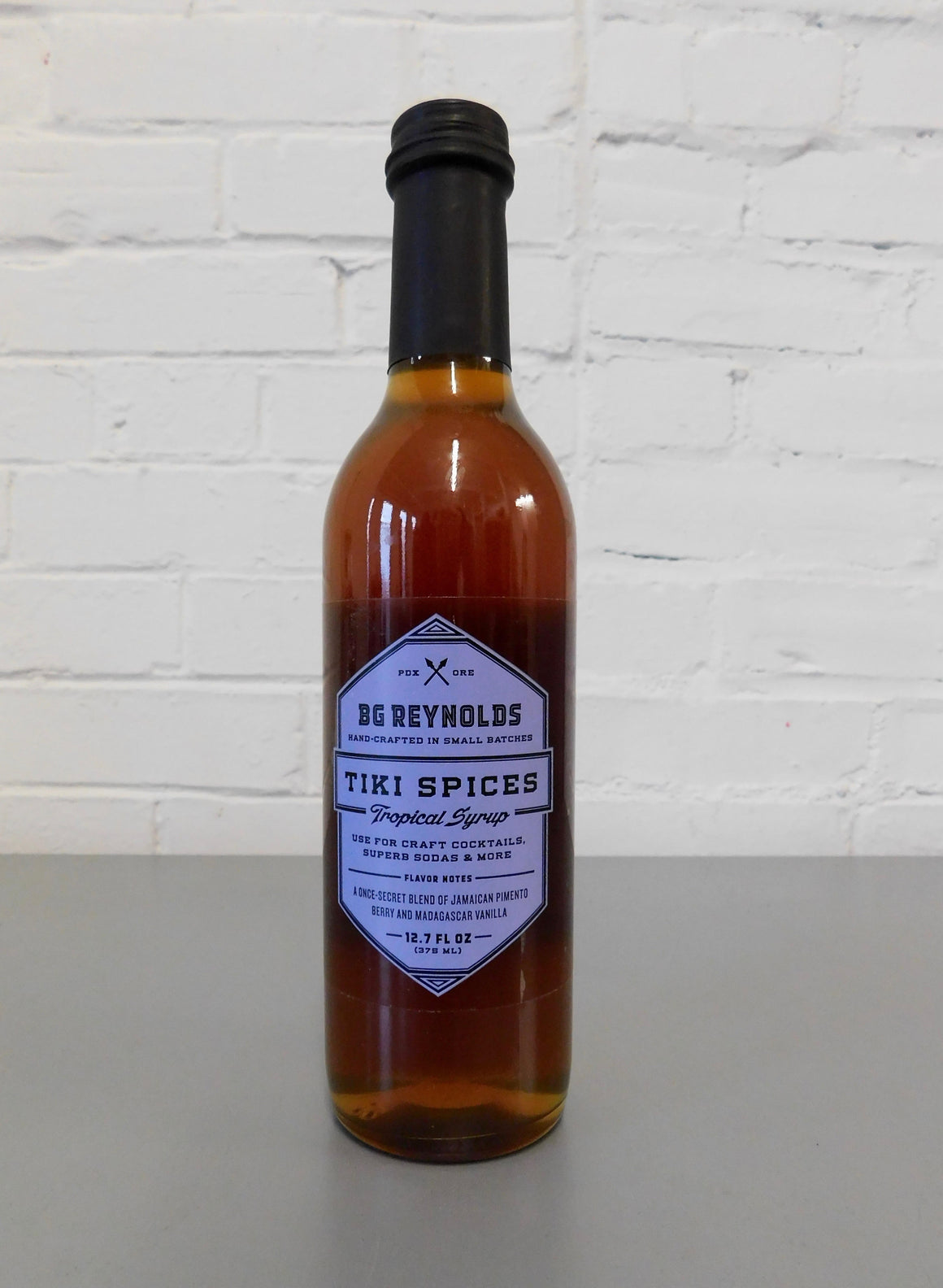 BG Reynolds Tiki Spices Tropical Syrup