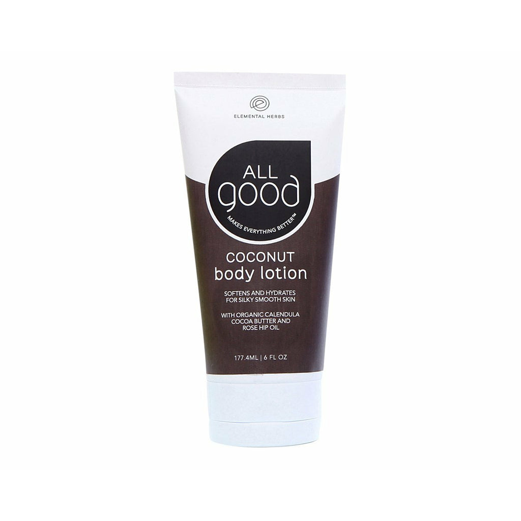 ALL GOOD // COCONUT BODY LOTION - Las Olas
