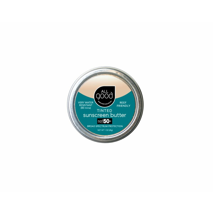 ALL GOOD // TINTED SUNSCREEN BUTTER - Las Olas