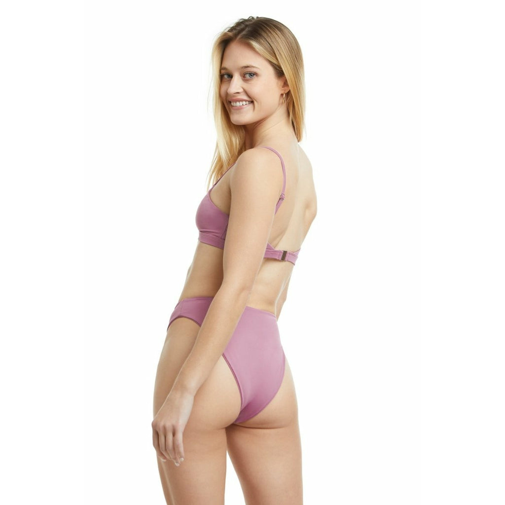 ARO SWIM // LILLI BOTTOM // MAUVE - Las Olas
