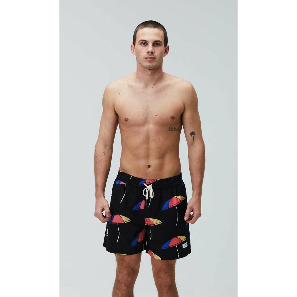 DUVIN // UMBRELLA SWIM SHORT - Las Olas