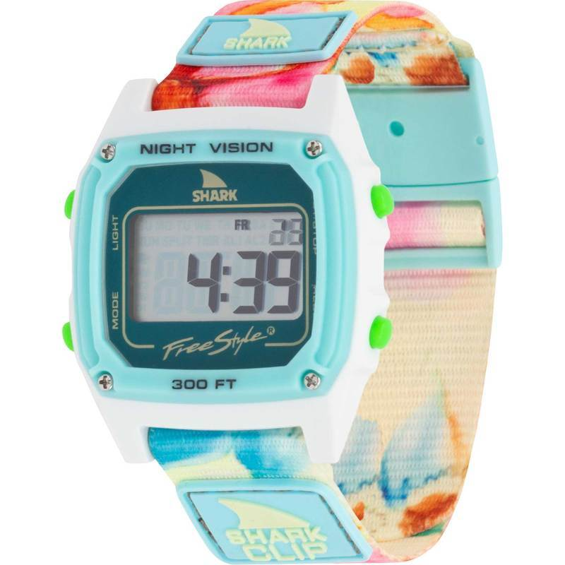 FREESTYLE WATCHES // SHARK CLASSIC CLIP // FLOWER POWER - Las Olas