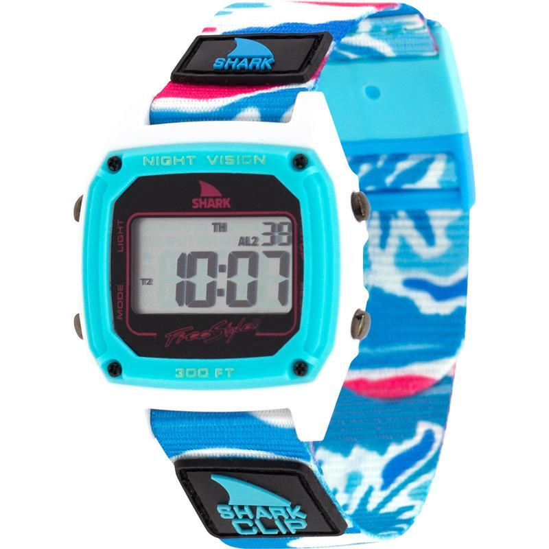 FREESTYLE WATCHES // SHARK CLASSIC CLIP // MIRAGE BLUE - Las Olas