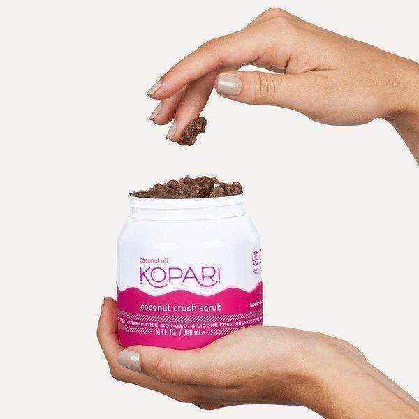KOPARI // COCONUT CRUSH BODY SCRUB - Las Olas