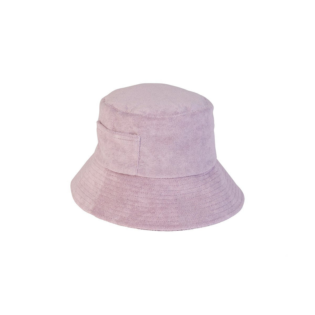LACK OF COLOR // WAVE BUCKET // LAVENDER TERRY - Las Olas