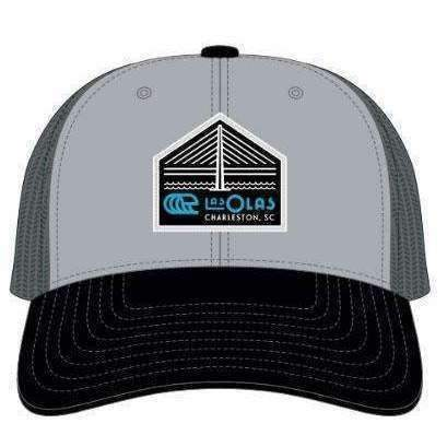 LAS OLAS // CHARLESTON SC BRIDGE HAT // - Las Olas