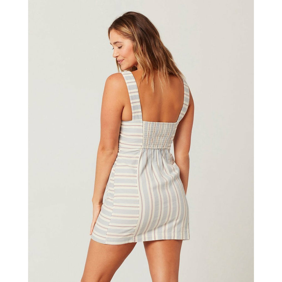 L*SPACE // CATALINA DRESS // ROAD TRIPPIN' STRIPE - Las Olas