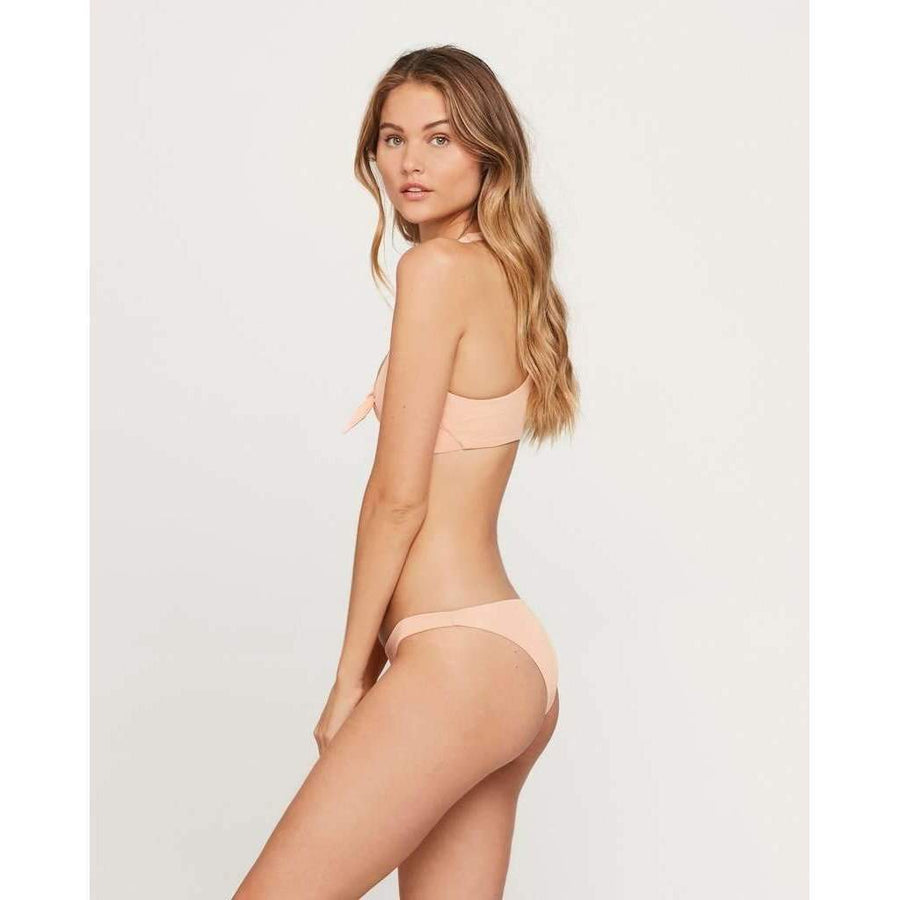 L*SPACE // RIBBED CAMACHO BOTTOM// DESERT ROSE - Las Olas
