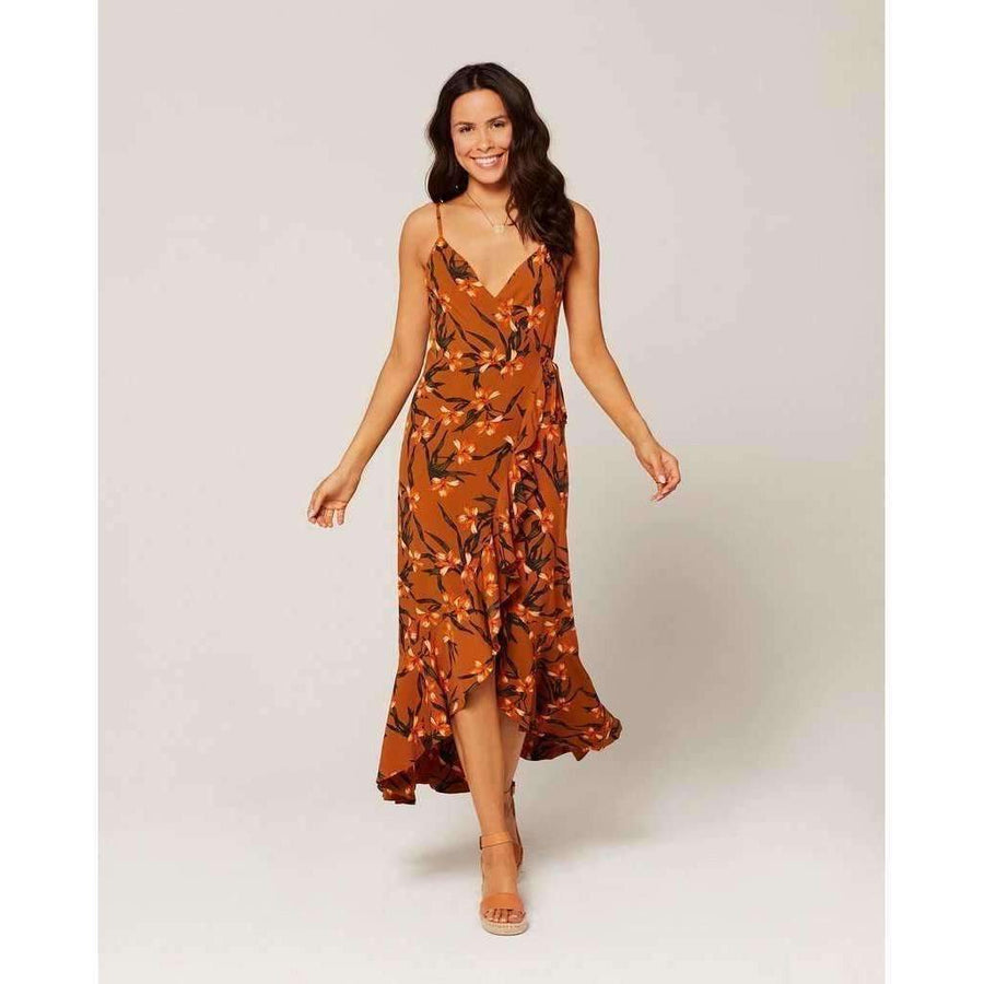 L*SPACE // WENDY DRESS // LOVE SONG FLORAL - Las Olas