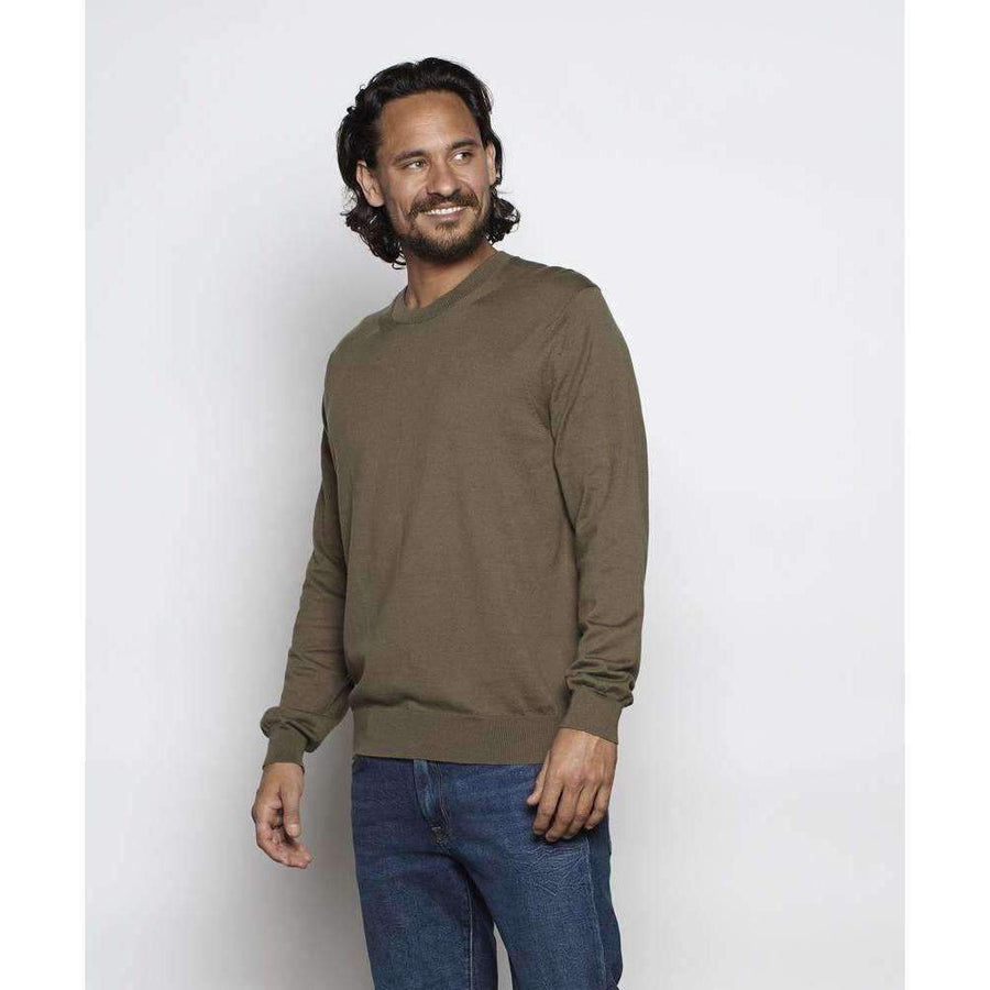 OUTERKNOWN // T-SHIRT SWEATER // FATIGUE - Las Olas
