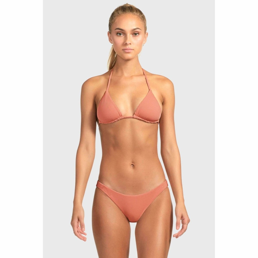 VITAMIN A // LUCIANA BOTTOM // SOFT CORAL ECORIB - Las Olas