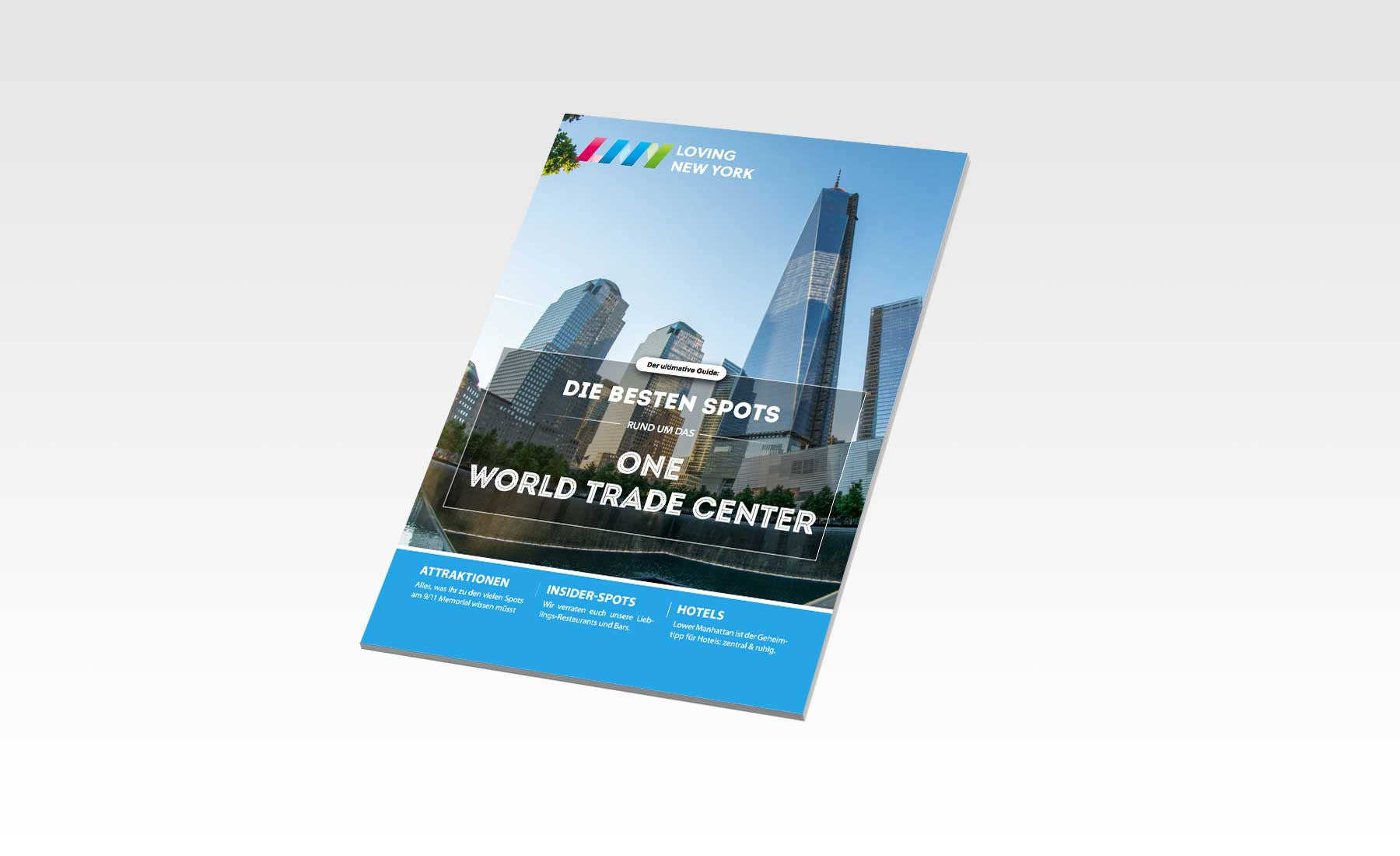 Neues ePaper: Die besten Spots am One World Trade Center