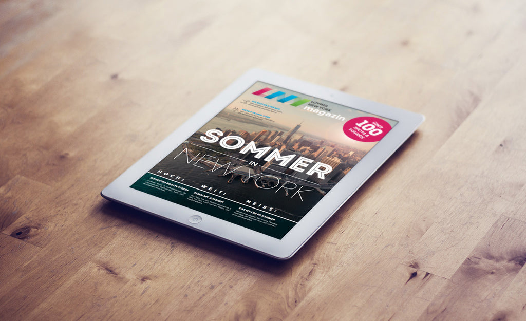 New York im Sommer e-Magazin