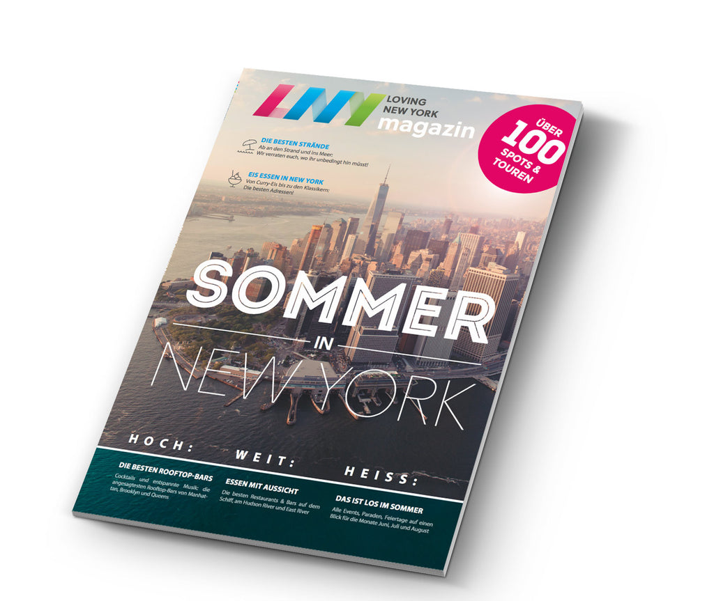 New York im Sommer e-Magazin Cover