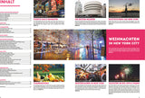 New York im Herbst & Winter eMagazin Inhalt
