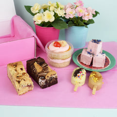 Afternoon tea mail order box