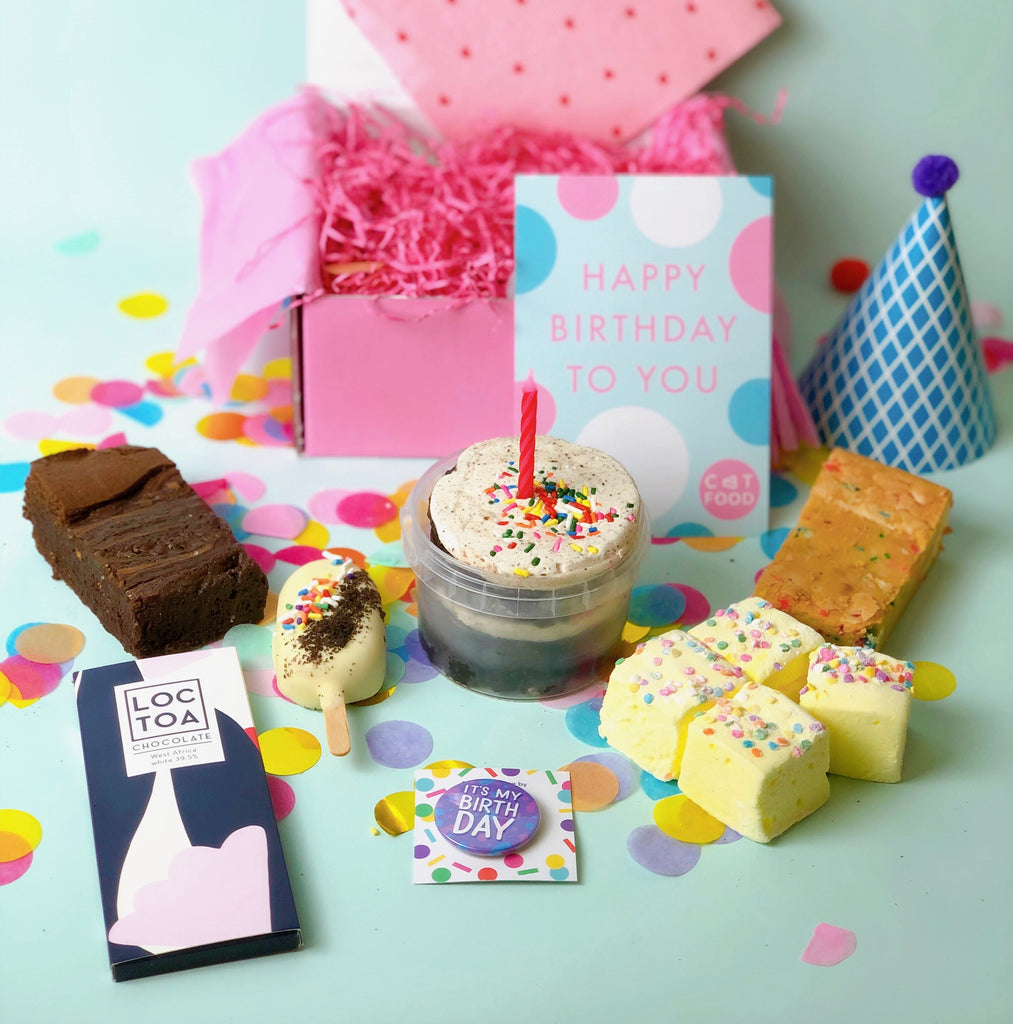 Cookies & Cream Birthday Gift Box