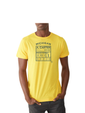 A. Carter  Legends T-Shirt - Michigan Maize