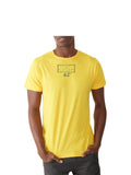 Henry Hatch tribute T-Shirt - Michigan Maize