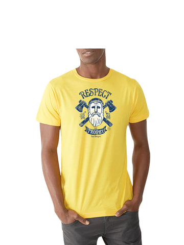 Paul Bunyan T-Shirt - Michigan Maize