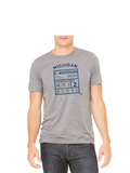 C. Woodson Legends T-Shirt - Classic Grey Triblend