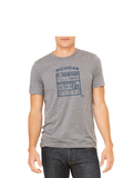 D. Howard Legends T-Shirt - Classic Grey Triblend