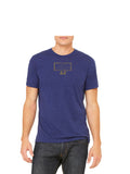Henry Hatch Tribute T-Shirt - Go Blue Triblend