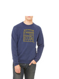 C. Woodson Legends Sweatshirt - Go Blue Triblend