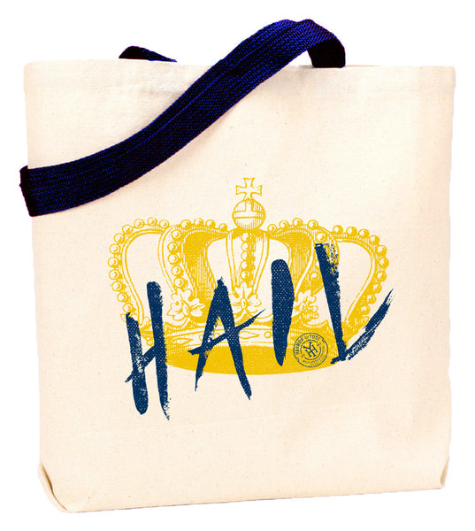Hail Crown Tote Bag