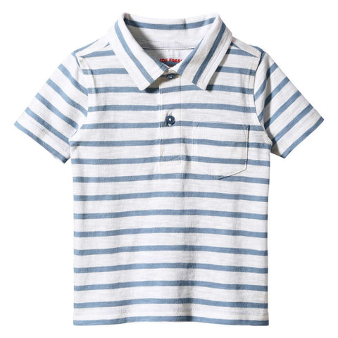 Joe Fresh- Ash Blue Polo