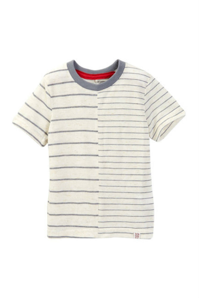 Sovereign Code- Striped Tee