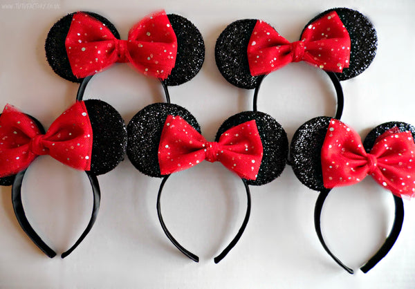 Group Minnie Ears