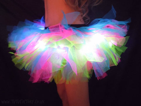 neon light up tutu factory best sellers January 2018 week 1