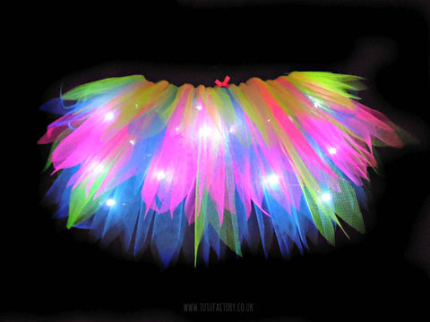 light up neon tutus tutu factory giveaway