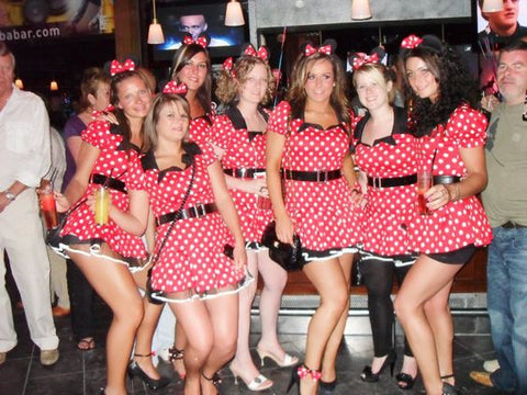 Minnie Mouse Hen Night Ideas and Inspiration – Tutu Factory UK