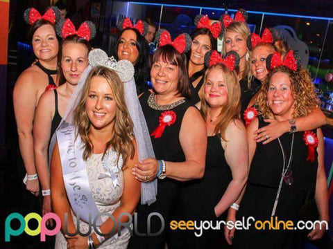 disney hen weekend ideas