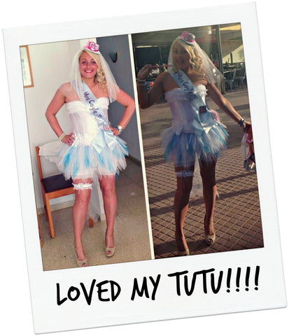 Tutu Factory Bride To Be Tutus Review