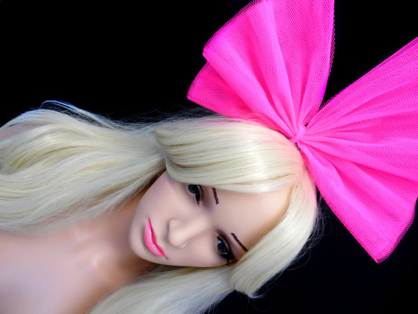 Girls Dancer Hair Bow