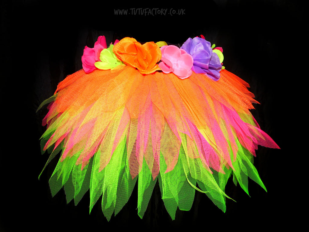 Hawaiian Honey Tutu