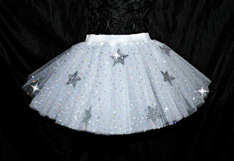 Girls Angelic Tutu