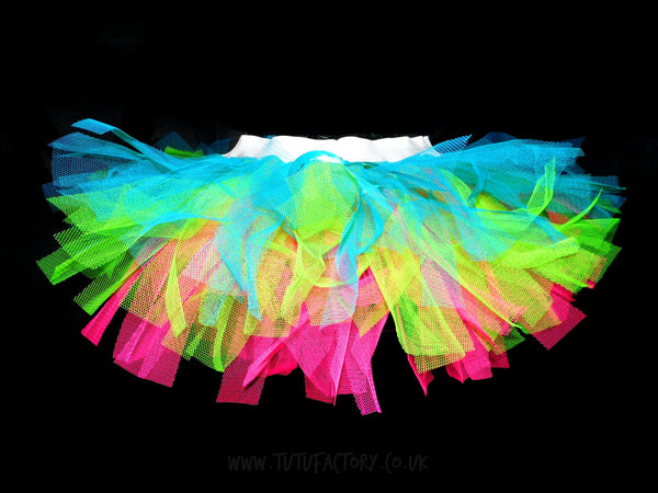 Girls Candy Rave Tutu