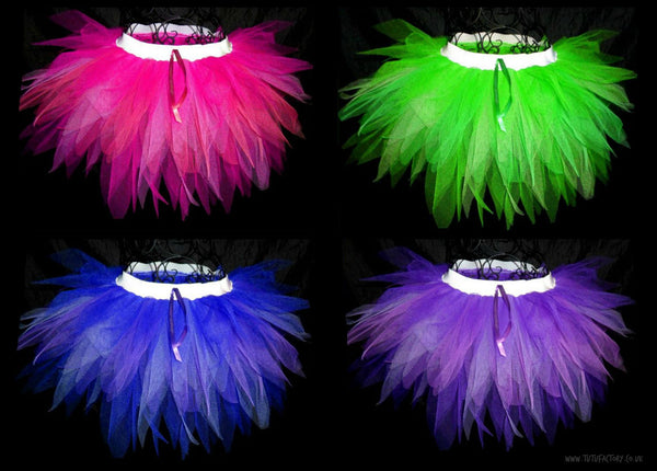 Plus Size Colour Pop! Spikey Tutu